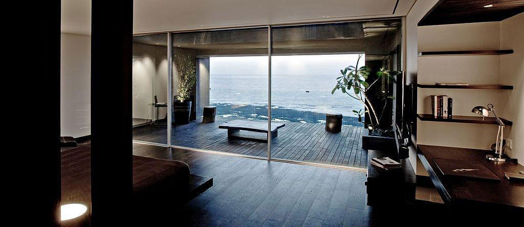 Tropical Penthouse Apartment In Mumbai With Views Of The Arabian Sea  iDesignArch  Interior