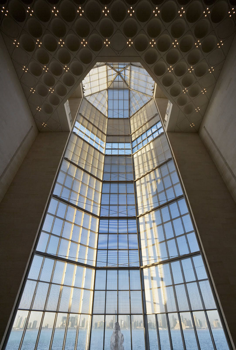 Museum Of Islamic Art In Doha By I M Pei  iDesignArch  Interior Design Architecture