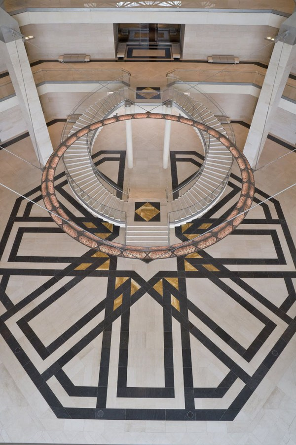 Museum of Islamic Art Doha Architect