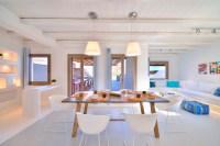 Greek-Mediterranean Style Villa In Mykonos With Modern ...