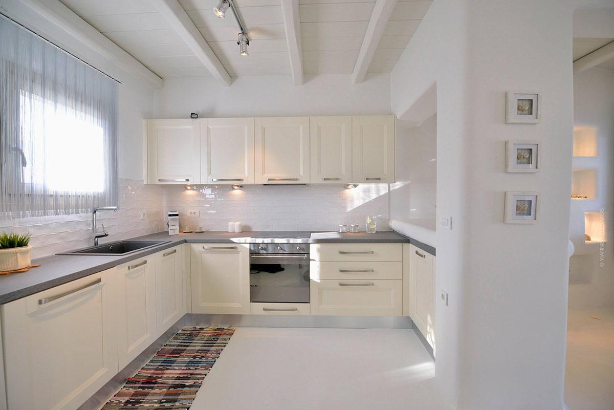 GreekMediterranean Style Villa In Mykonos With Modern Charm  iDesignArch  Interior Design