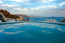 Mystique Hotel Santorini Greece