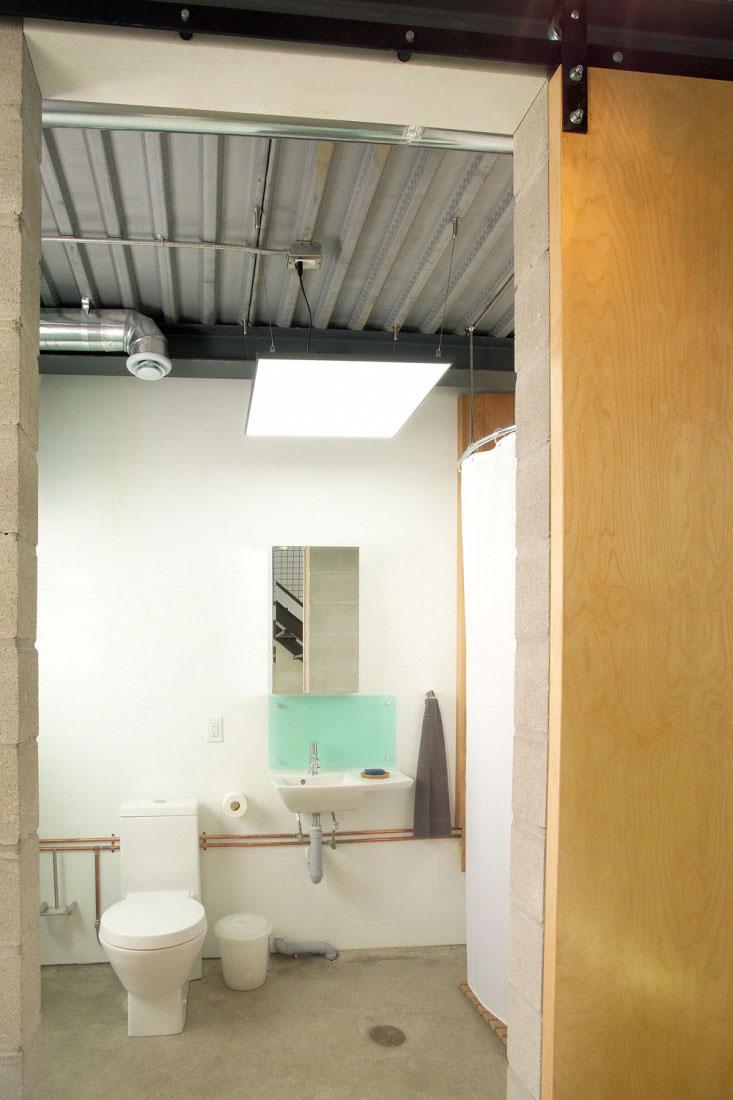 Narrow Modern Infill Tiny House  iDesignArch  Interior