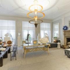 Indoor Outdoor Chairs Dining White Legs Neo-italian Renaissance Townhouse Mansion In Manhattan | Idesignarch Interior Design ...