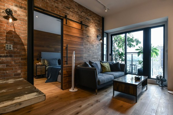 Taipei-city-industrial-loft-apartment 10