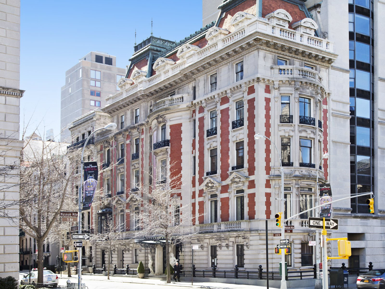 BeauxArts Style New York Grand Mansion On Fifth Avenue  iDesignArch  Interior Design