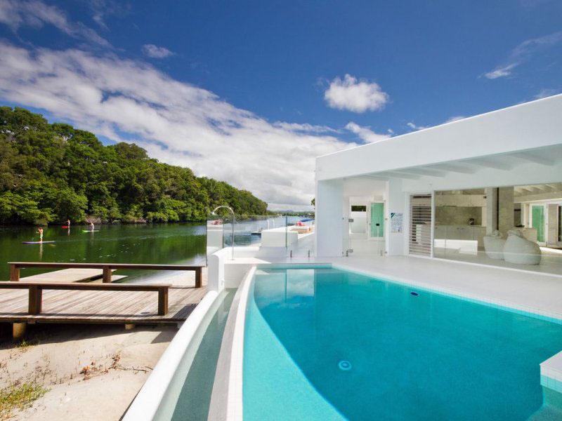 Modern Riverfront Home In Australia IDesignArch Interior