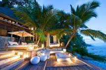North Island Lodge Private Sanctuary In Seychelles