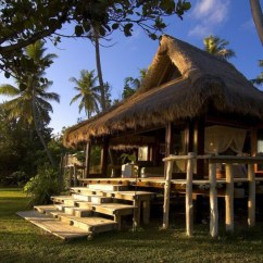 Glass Kitchen Tables Steamer North Island Lodge – A Private Sanctuary In Seychelles ...
