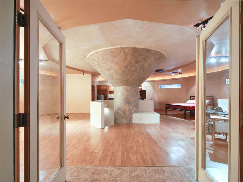 Nuclear Missile Silo Converted To Luxury Home IDesignArch Interior Design Architecture