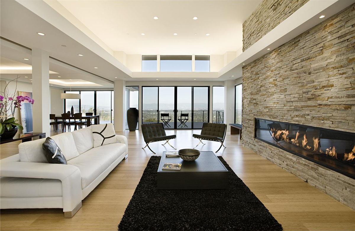 Modern Home With Sweeping Valley View  iDesignArch
