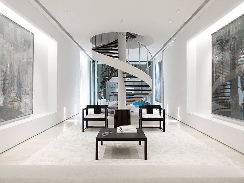 Open Plan Contemporary House In Singapore  iDesignArch  Interior Design Architecture