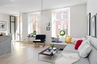 Open Plan Apartment Design In Gothenburg | iDesignArch ...