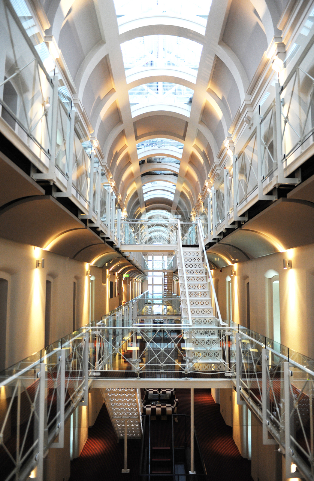 Oxford Malmaison  From Prison To Luxury Boutique Hotel