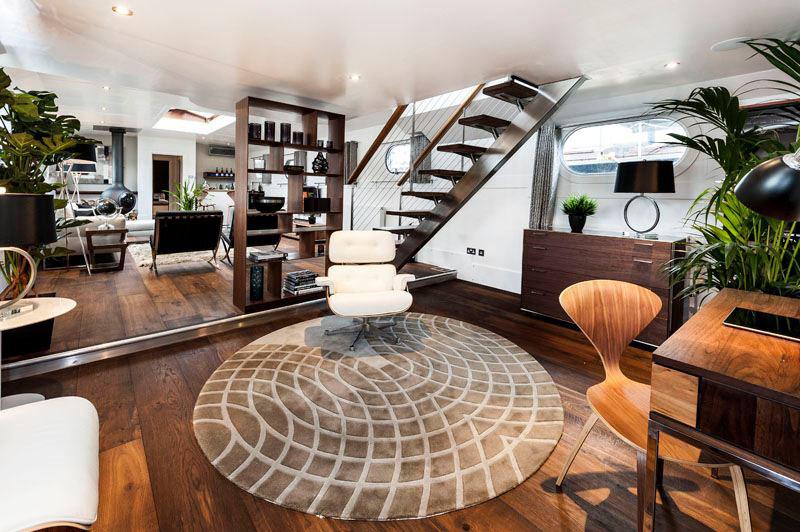 Bespoke Luxury Floating Penthouse In London Idesignarch