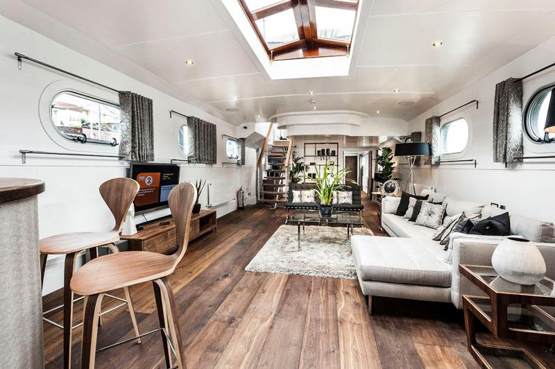 Bespoke Luxury Floating Penthouse In London  iDesignArch  Interior Design Architecture