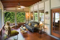 Screened Porches Bring The Outdoors Indoors | iDesignArch ...
