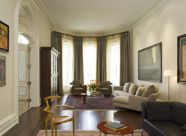 small sofas for rooms in india sofa purple murah stunning victorian house san francisco | idesignarch ...