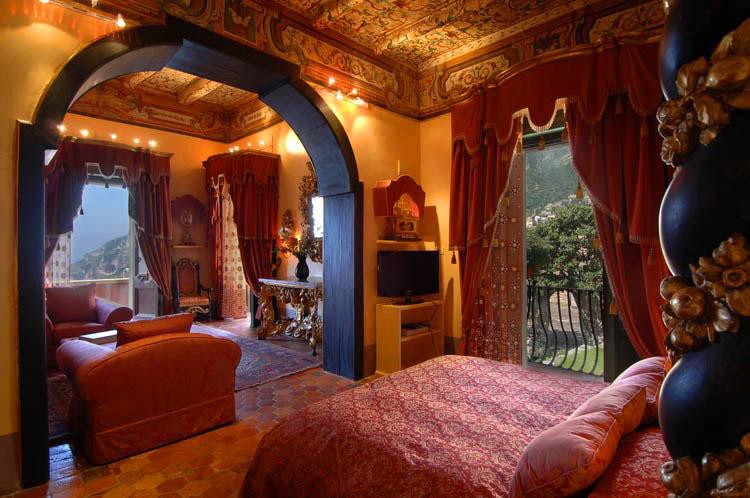 Palazzo Positano  A Luxury Baroque Style Villa