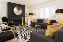 Palm Springs Home Channelling Hollywood Regency