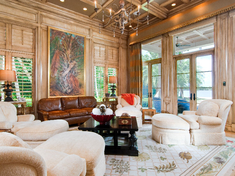 Luxury Home In Palm Beach With Water Views  iDesignArch  Interior Design Architecture