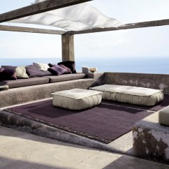 Purple Living Room Furniture Sofas Plush Modern With A Touch Of By Paola Lenti ...