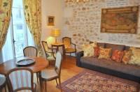 Paris Apartment Interior Design With Authentic Charm ...