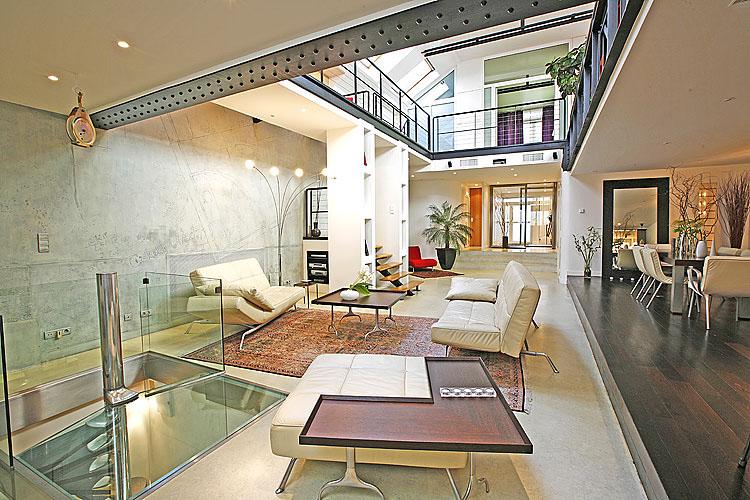 Luxury Designer Loft Apartment In Paris  iDesignArch  Interior Design Architecture  Interior