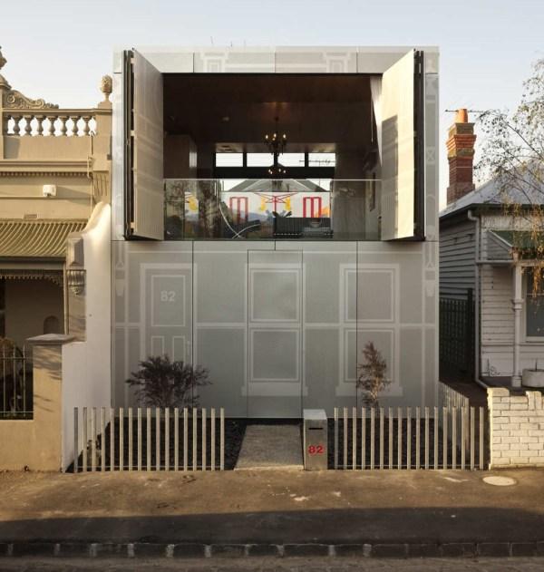 Contemporary Faade Romanticizes Victorian And Edwardian Houses Idesignarch Interior Design