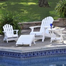 Poolside-furniture