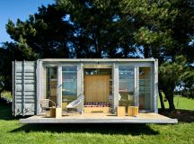 Port-A-Bach Shipping Container Home | iDesignArch ...