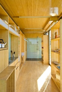 Shipping Container Homes Interior Design