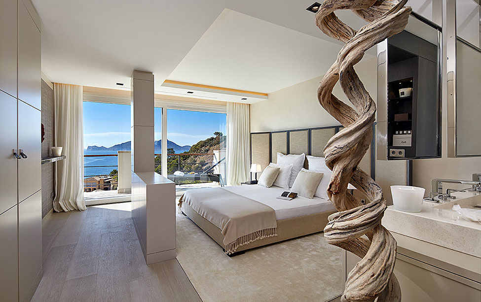 Ocean View Modern Villa In Mallorca  iDesignArch  Interior Design Architecture  Interior