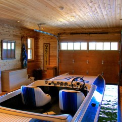 Building Kitchen Cabinets Hotels With Kitchens In Atlanta Ga Muskoka Lakeside Cottage Boathouse | Idesignarch ...