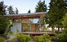 Homes with View of Puget Sound Water