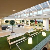 Inspiring British Office Interior Design At Rackspace ...