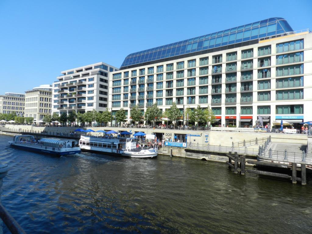 AquaDom At Radisson Blu Hotel BerlinMitte  iDesignArch