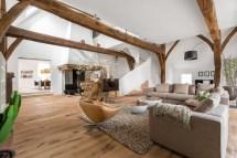 Reclaimed-engineered-oak-wood-flooring 2 Idesignarch