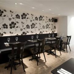Contemporary Kitchen Lighting Black Light Fixtures De Vries – A Cozy Lunch Restaurant In Amsterdam ...