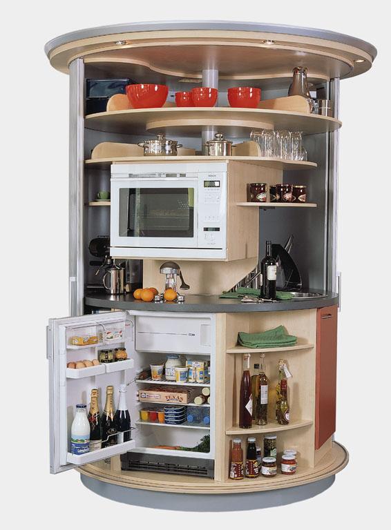 compact kitchens commercial kitchen equipment for sale revolving circle idesignarch interior design via