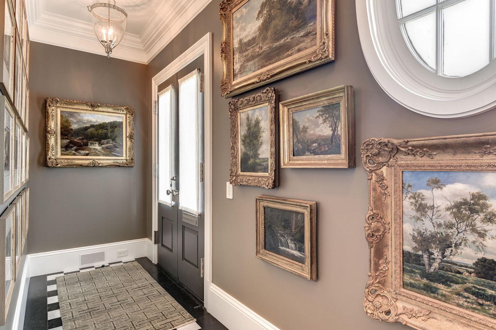 Inside Rex Tillersons Washington DC Home IDesignArch