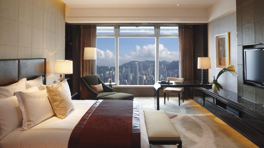 RitzCarlton Hong Kong  Worlds Tallest Hotel  iDesignArch  Interior Design Architecture