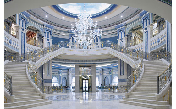 Stately Arabian Architecture At The Ritz Carlton Riyadh IDesignArch Interior Design