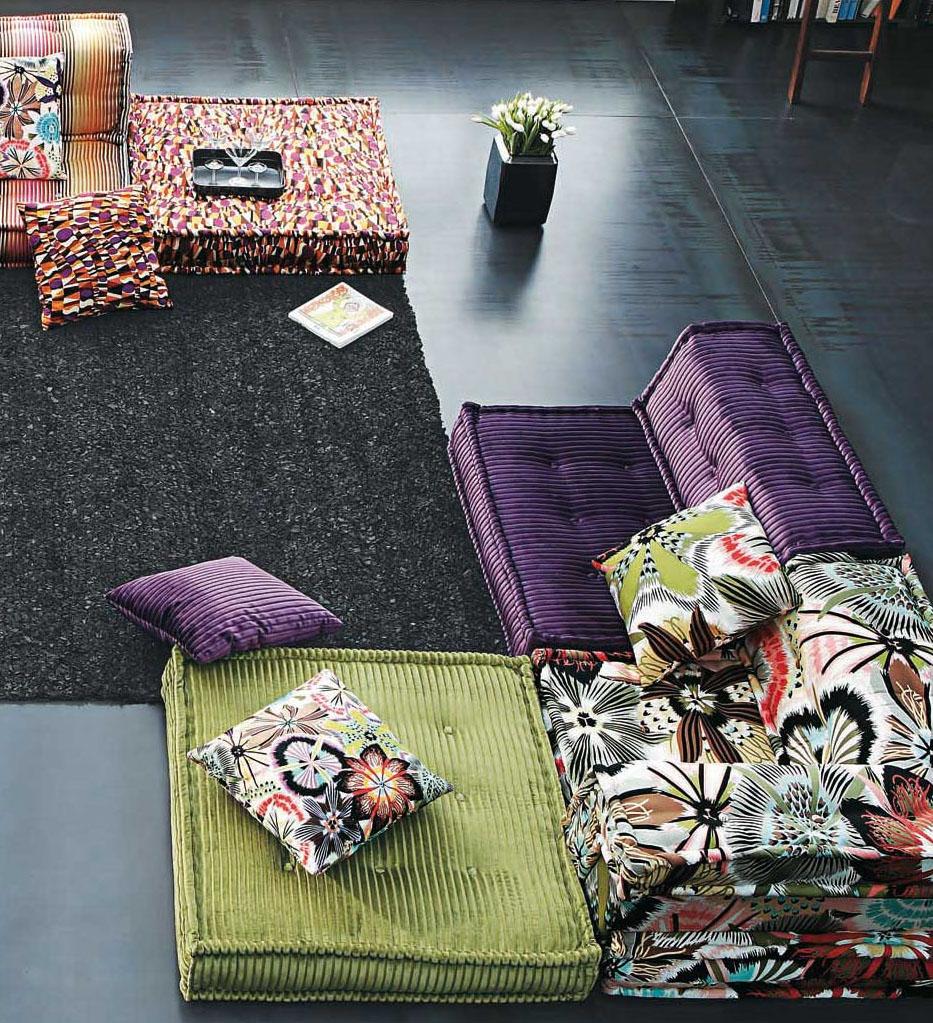 furniture row sofa beds designs roche bobois stylish and functional mah jong modular sofas ...