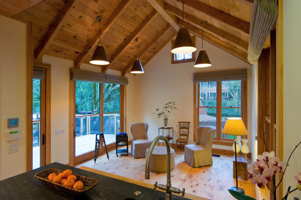 Smell The Calmness Of This Cozy Rustic Barn Cabin  iDesignArch  Interior Design Architecture
