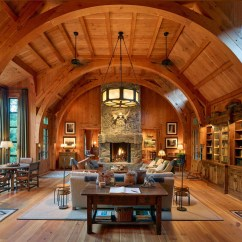 Contemporary Small Living Room Design Ideas How To A Condo Wood Fishing Lodge Sleeping Cabin With Rustic Interior ...