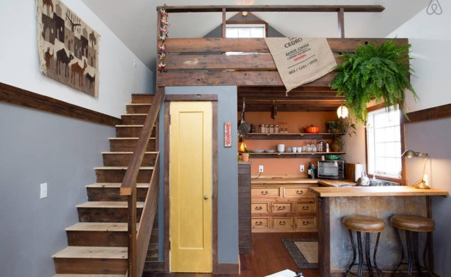 Cozy Rustic Tiny House With Vintage Decor Idesignarch