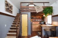 Cozy Rustic Tiny House With Vintage Decor | iDesignArch ...