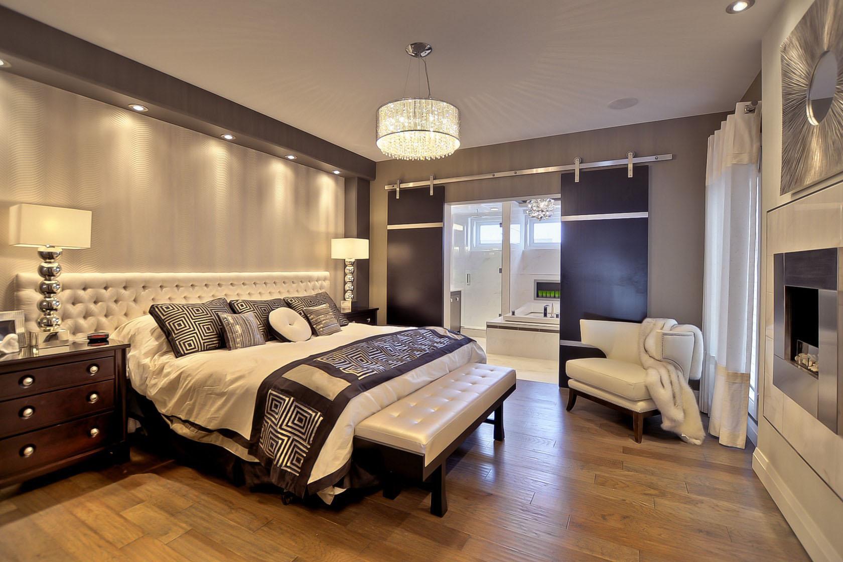 Contemporary Custom Dream Home In Saskatoon With Inspiring Interior Decor  iDesignArch