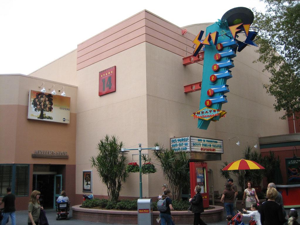 SciFi DineIn Theater At Walt Disney World  iDesignArch